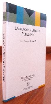 Legislación y derecho publicitario