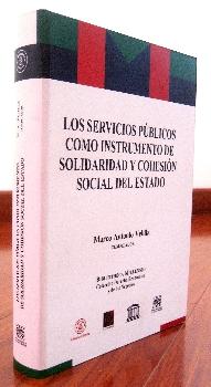 Los servicios públicos como instrumento de solidaridad y cohesión social del estado